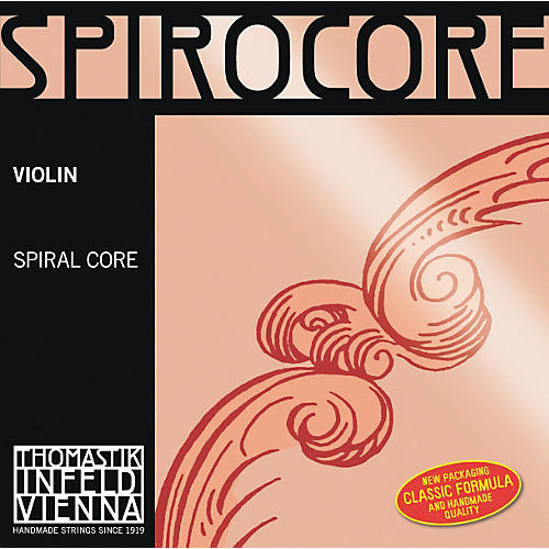 Thomastik Spirocore Violin Strings-thumbnail