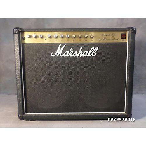 Marshall Split 50 Reverb Guitar Combo Amp-thumbnail