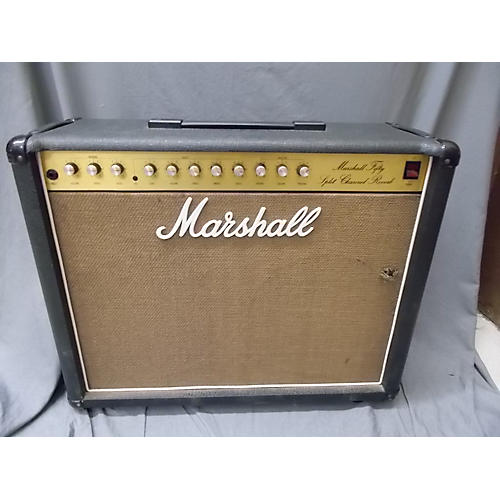 Marshall Split Channel Reverb 50w Guitar Combo Amp