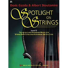 KJOS Spotlight On Strings 2 Cello