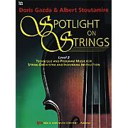 KJOS Spotlight On Strings 2 Viola