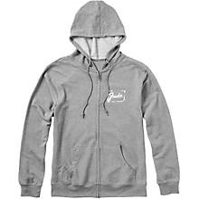 Fender Spraypaint Sweatshirt Gray Medium