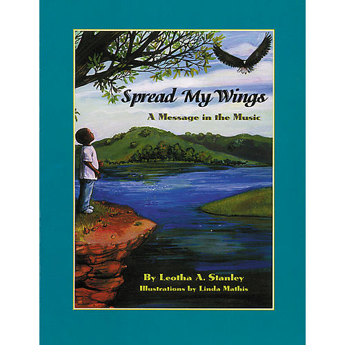 Hal Leonard Spread My Wings Choral Collection (Book/Cassette)-thumbnail