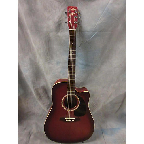 Art & Lutherie Spruce CW Acoustic Electric Guitar-thumbnail