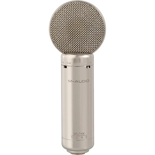 M-Audio Sputnik Large Diaphragm Condenser Mic