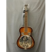 Austin Square Neck Resonator Acoustic Electric Guitar