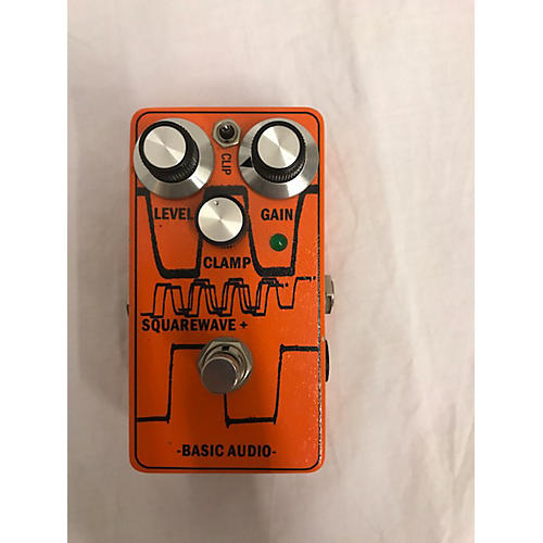 Basic Audio Squarewave Effect Pedal