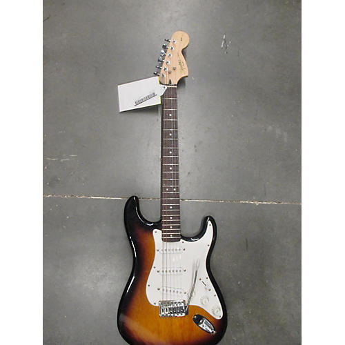 Fender Squier Affinity Solid Body Electric Guitar-thumbnail