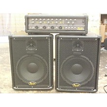 Squier Squier By Fender 4 Channel PA Sound Package