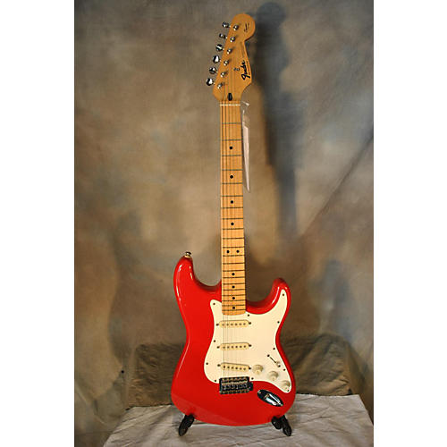 Fender Squier Series Stratocaster Mim Solid Body Electric Guitar