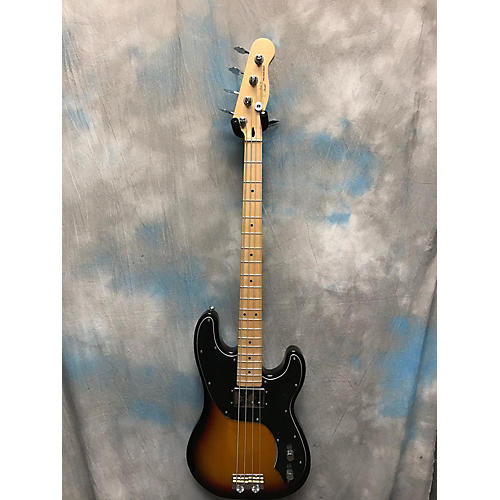 Squier Squier Vintage Modified Precision Telecaster Bass Electric Bass Guitar-thumbnail