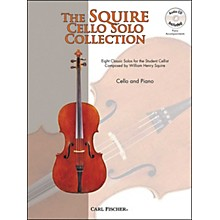 Carl Fischer Squire Cello Solo Collection, Book