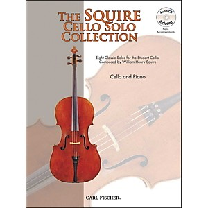 Carl Fischer Squire Cello Solo Collection, Book by Carl Fischer