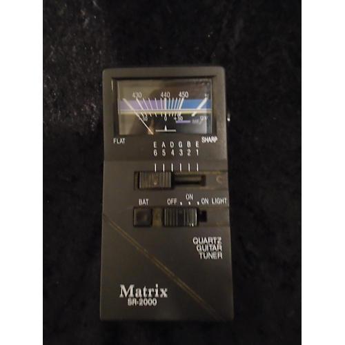 Matrix Sr-2000 Tuner