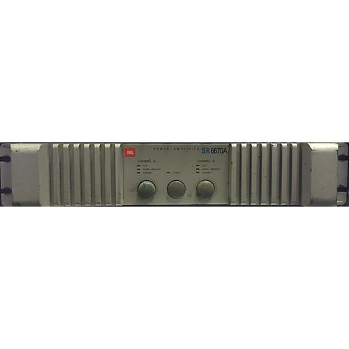 JBL Sr6670A Power Amp