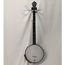 SAGA Ss10 5 String Open Back Banjo