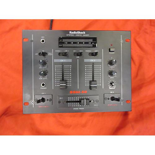 In Store Used Ssm50 DJ Mixer