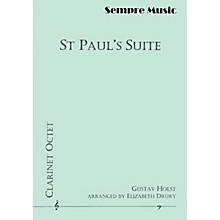 Theodore Presser St Paul's Suite (Book + Sheet Music)