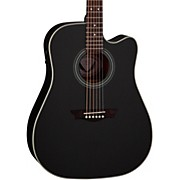 Dean St. Augustine Dread Cutaway Acoustic-Electric Guitar