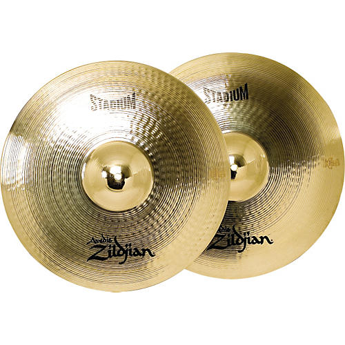 Zildjian Stadium Medium Cymbal Pair-thumbnail