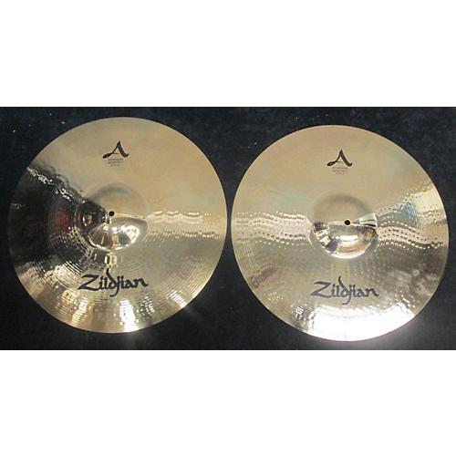 Zildjian Stadium Medium Pair Marching Cymbal