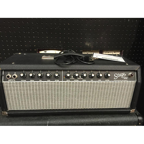 Fender Stage 100 Guitar Amp Head
