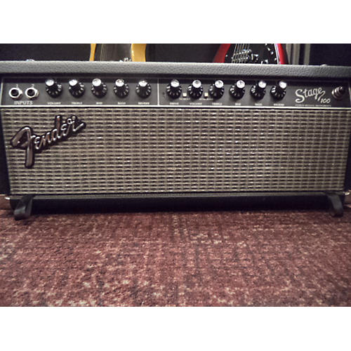 Fender Stage 100 Solid State Guitar Amp Head-thumbnail