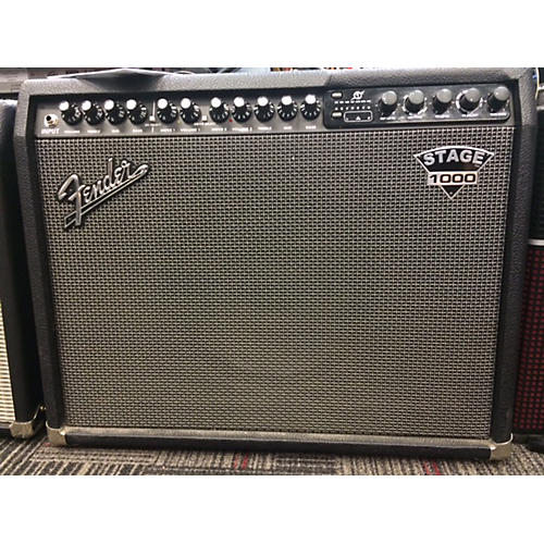 Fender Stage 1000 Guitar Combo Amp