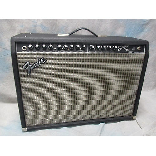 Fender Stage 160 DSP Guitar Power Amp