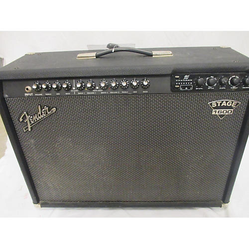 Fender Stage 1600 Guitar Combo Amp