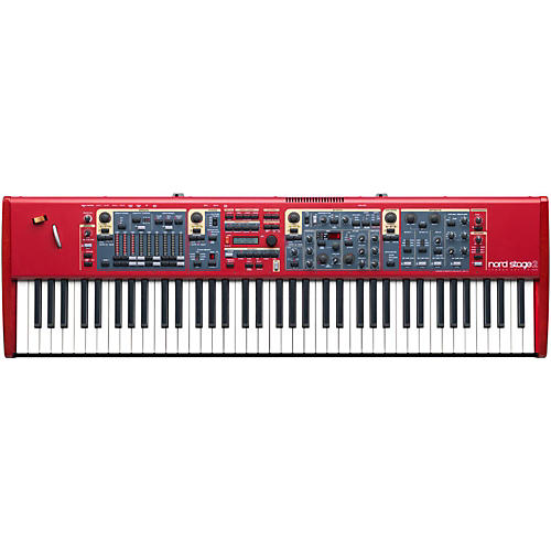 Nord Stage 2 76-Key Keyboard