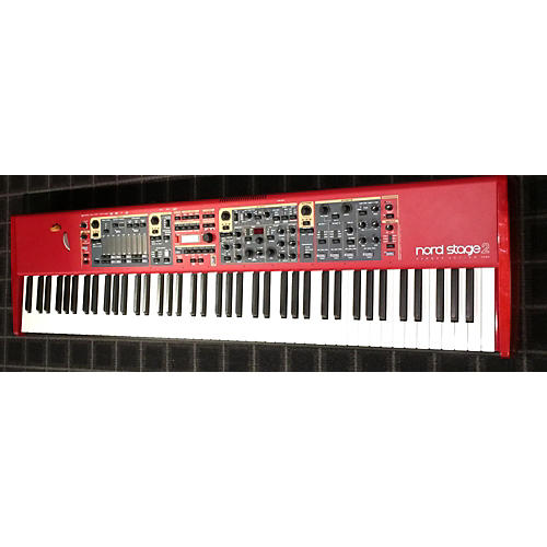 Nord Stage 2 HA 88 Keyboard Workstation-thumbnail