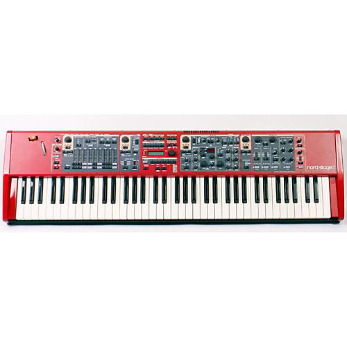 Nord Stage 2 SW73 73-Key Stage Keyboard  886830962165
