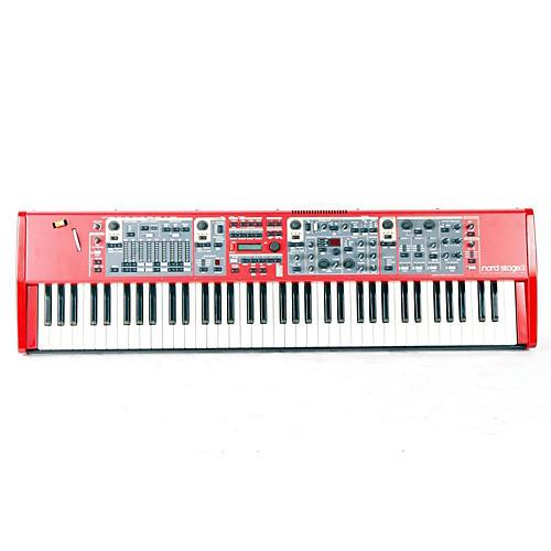 Nord Stage 2 SW73 73-Key Stage Keyboard  888365132501