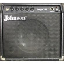 Johnson Stage 25B Bass Combo Amp