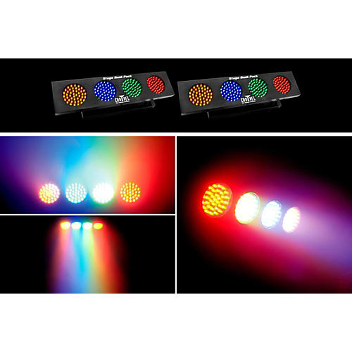 CHAUVET DJ Stage Bank Pack Lighting Package-thumbnail