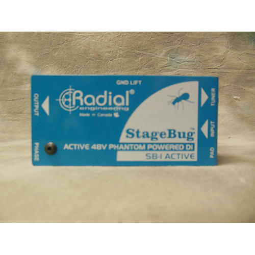 Radial Engineering Stage Bug Direct Box-thumbnail