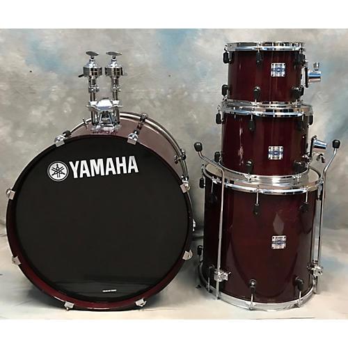 used yamaha stage custom advantage nouveau drum kit guitar center. Black Bedroom Furniture Sets. Home Design Ideas