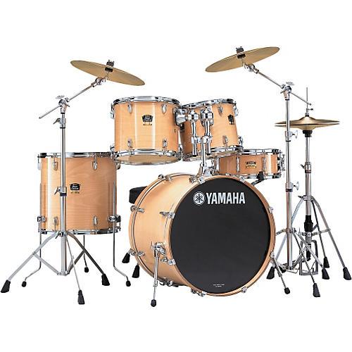 Yamaha Stage Custom Maple Drum Kit