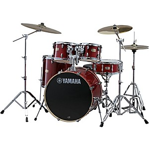 Yamaha Stage Custom Birch 5-Piece Shell Pack with 22 inch Bass Drum by Yamaha