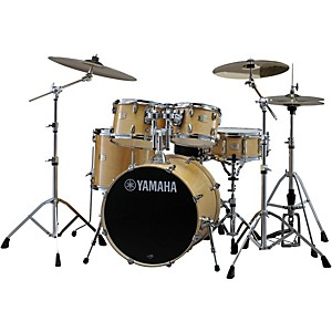 Yamaha Stage Custom Birch 5-Piece Shell Pack with 22 inch Bass Drum