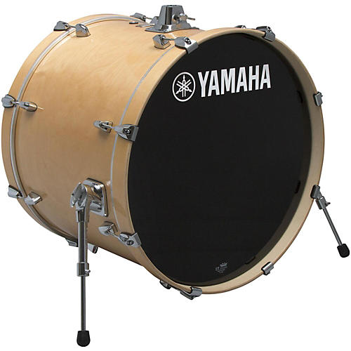 Yamaha Stage Custom Birch Bass Drum 24 x 15 in. Pure White-thumbnail