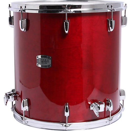 Yamaha Stage Custom Birch Floor Tom 16 x 16 in. Cranberry Red