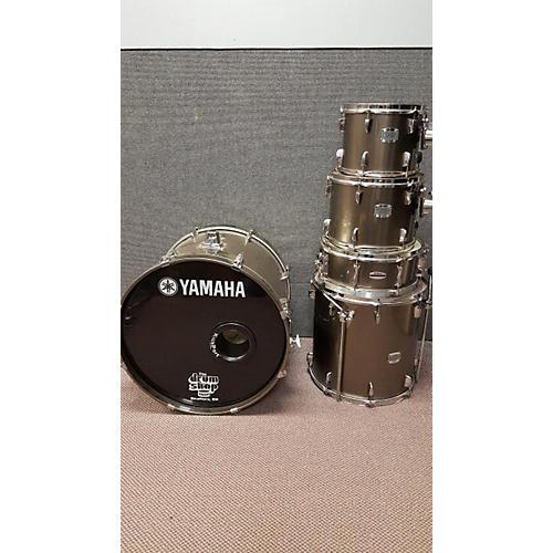Yamaha Stage Custom Drum Kit Pewter