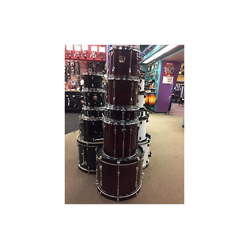 Yamaha Stage Custom Drum Kit-thumbnail