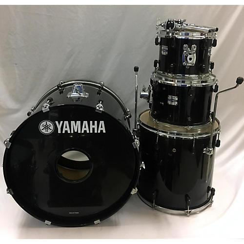 used yamaha stage custom drum kit guitar center. Black Bedroom Furniture Sets. Home Design Ideas
