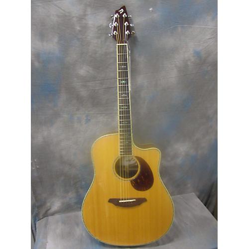 Breedlove Stage D25/SR Acoustic Electric Guitar Natural
