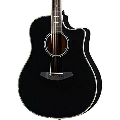 Breedlove Stage Dreadnought Black Magic Acoustic-Electric Guitar
