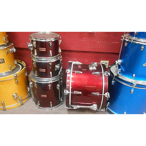 Yamaha Stage Drum Kit
