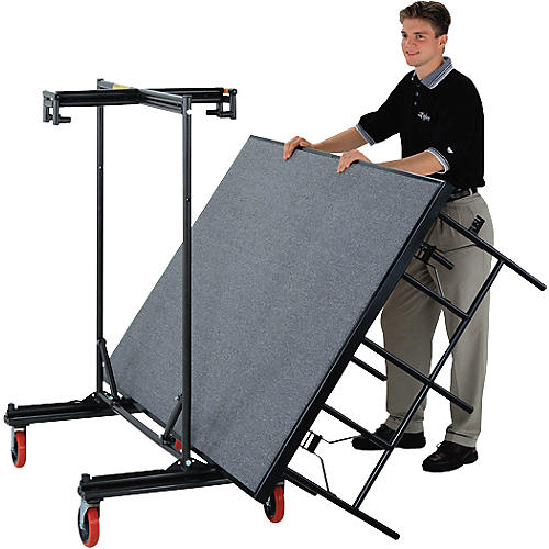 Midwest Folding Products Stage and Riser Caddy-thumbnail